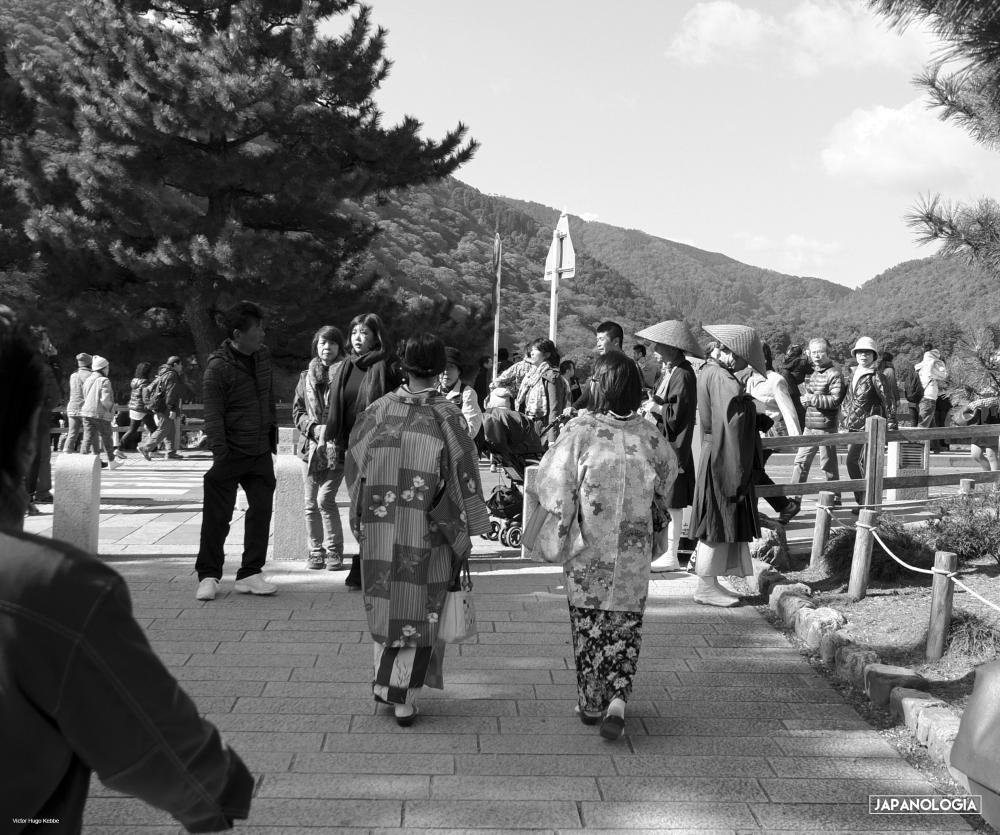 Passeio em Arashiyama