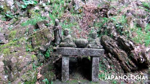 Gohyaku Rakan, Hokoji Hansobo Temple - Hamamatsu, Shizuoka