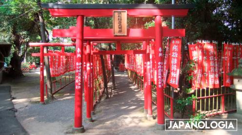 Torii, Hachimangu Shrine - Hamamatsu, Shizuoka
