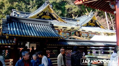 Kunozan Toshogu Shrine - Shizuoka