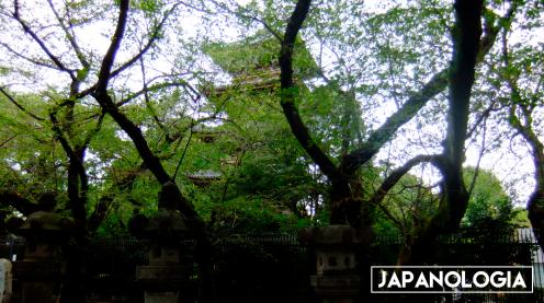 Kan'ei-ji Pagoda, Ueno Koen - Tokyo