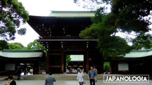 Meiji Jingu Shrine - Tokyo