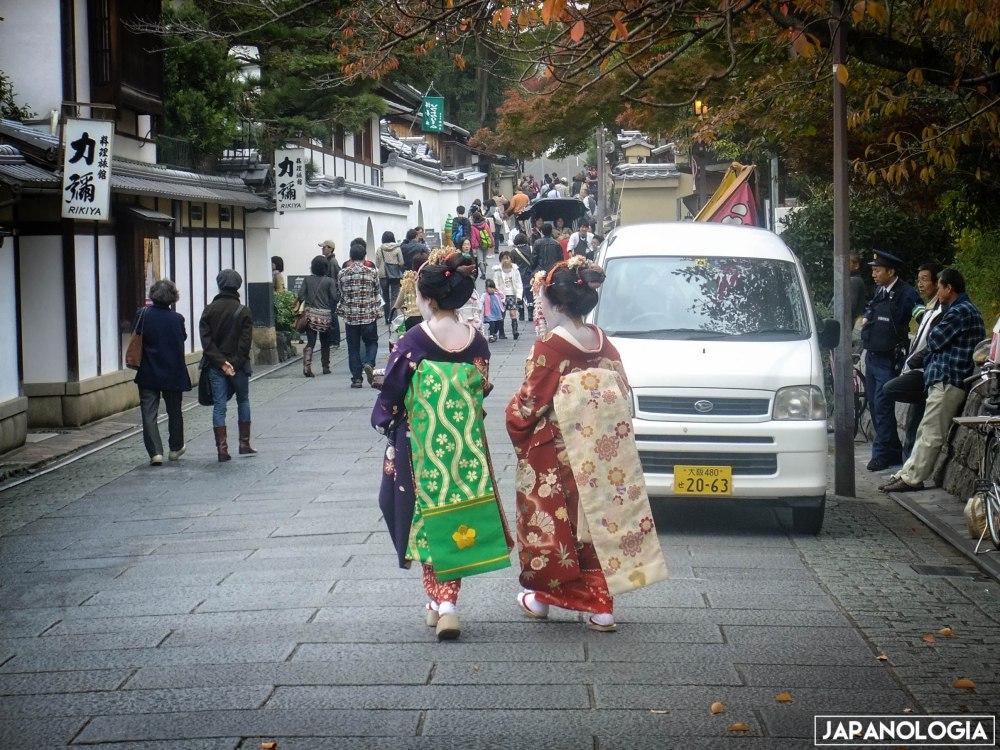Higashiyama, Kyoto - por P. Akiti